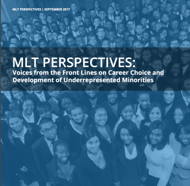 Voices from the Front Lines on Career Choice and Development of Underrepresented Minorities